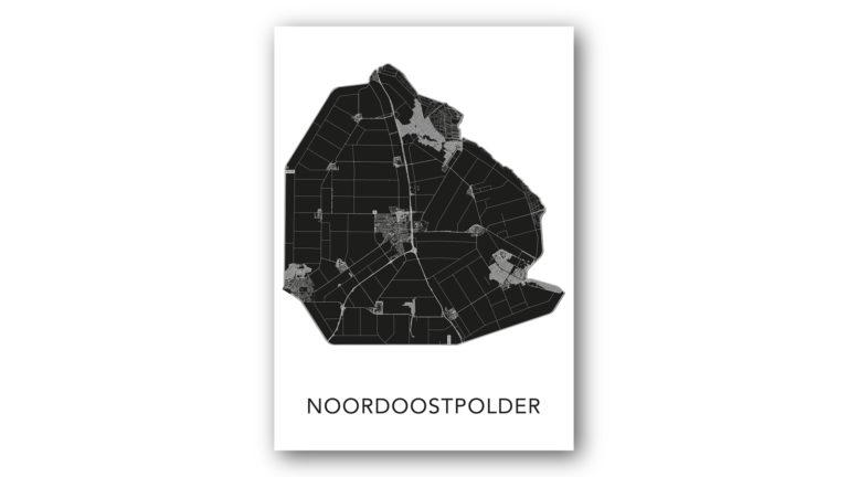 NOP Gepersonaliseerde Poster